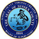 Notice of Special Meeting of the Board of Supervisors and the School Board of Sussex County, Virginia