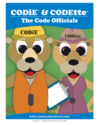 Codie & Codette The Code Officials