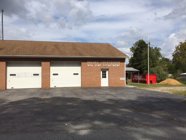 Sussex Volunteer Firehouse