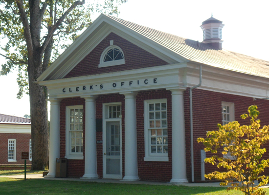 Clerk of Circuit Court | Sussex County, Virginia - Part of