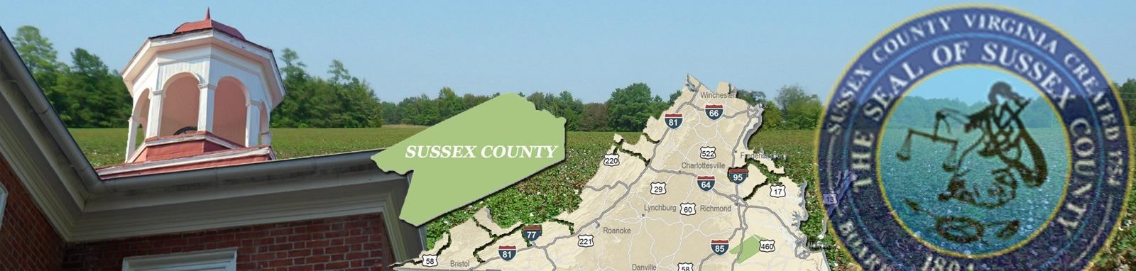 About Sussex County Cover