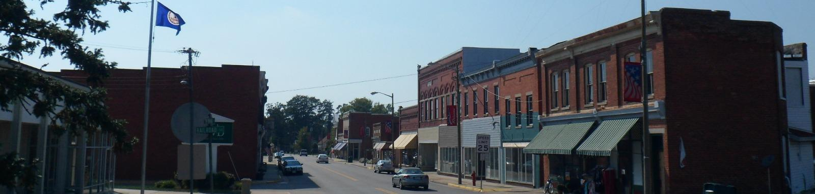 Picture of Downtown Waverly Cover