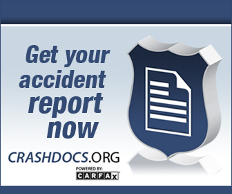 Get your accident report online!