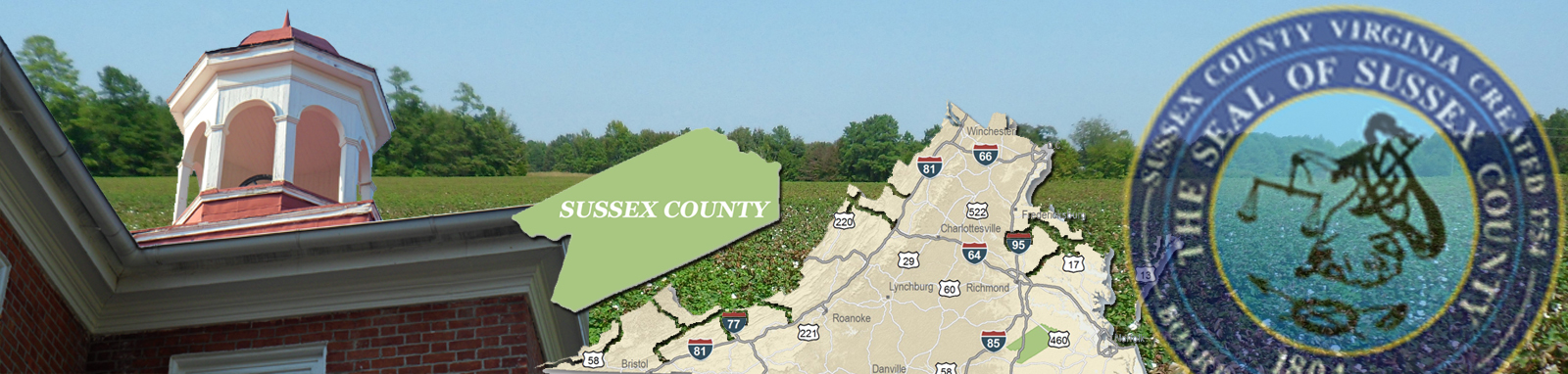 About Sussex County