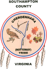 Cheroenhaka (Nottoway) Indian Tribe