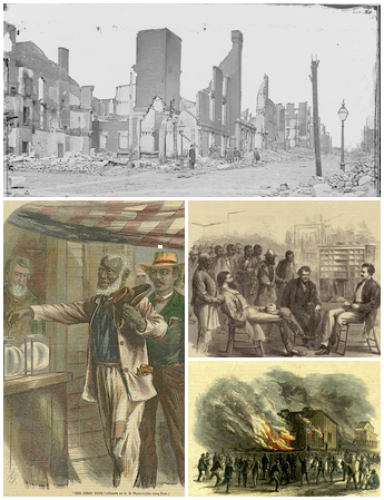 a history of the american civil war and the reconstruction period This course is part of the series, civil war and reconstruction, which introduces students to perhaps the most pivotal era in american history the civil war.