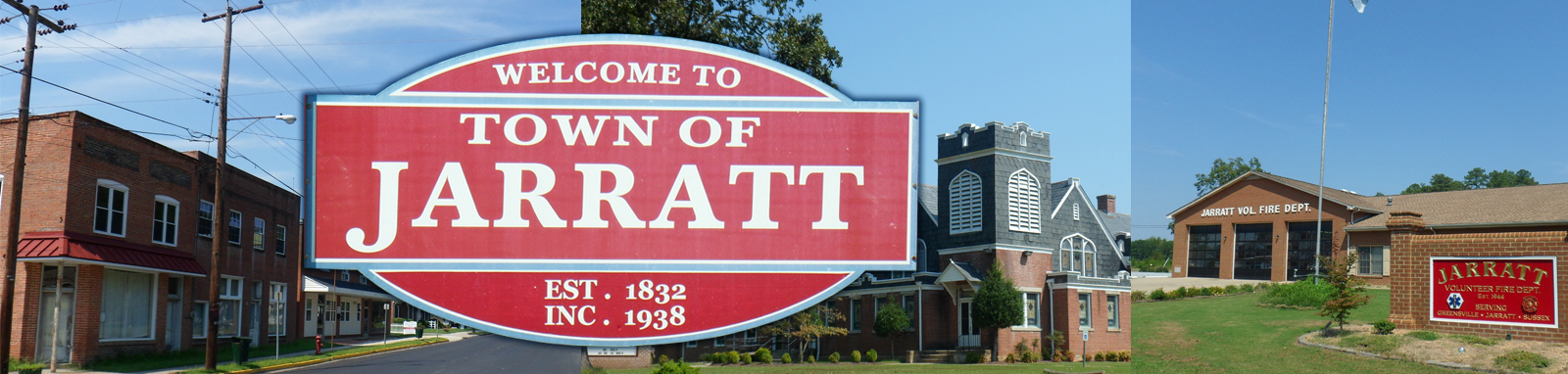 Welcome to the Town of Jarratt