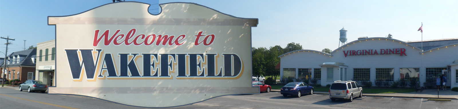 Welcome to the Town of Wakefield