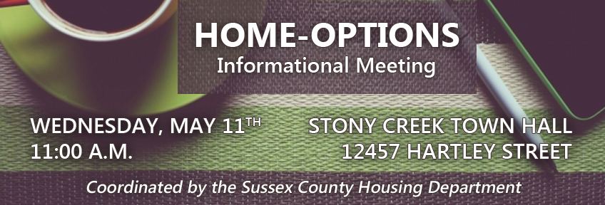 Home-Options Informational Meeting