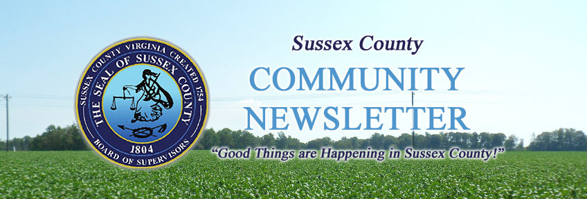 Sussex County Community Newsletter