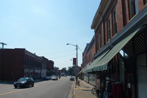Downtown Waverly, VA