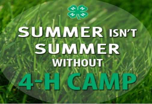 Sign Up for Sussex Junior 4-H Summer Camp: Empowering Leaders of Tomorrow, Today!!!